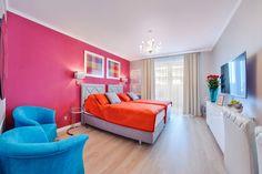 Apartament VIP Glamour typu studio Wynajem Długoterminowy o pow. 26 m2, na 16 piętrze. Idealne studio dla singla, pary. Kompleks Cztery Oceany