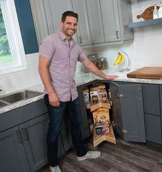 Scott's Top Kitchen Organization Tips - Scott McGillivray