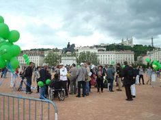 France in the Worldwide Lyme Protest