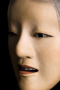 Japanese Noh mask 能面 https://www.facebook.com/tabaca.magno?hc_location=timeline