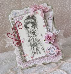 Inky Angel: Get Well Wishes
