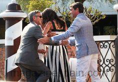 Boda George Clooney y Amal Alamudin