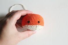Gratis Haakpatronen Dierenhoofdjes, Maak zo je favoriete Knuffeldoek! Animal Heads, Crochet Animals, Beads, Van, Amigurumi, Crocheting, Patterns, Craft Work, Breien