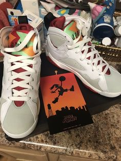 the best attitude 6db87 e51bc Jordan 7 Retro Hare Released 2015  fashion  clothing  shoes  accessories   kidsclothingshoesaccs  boysshoes (ebay link)