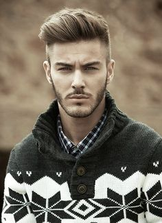 When it's done right!  Good amount of product goes a long way.  Love this cut on almost every guy!