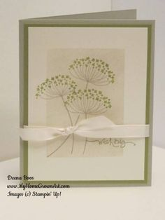 Summer Silhouettes by dboos - Cards and Paper Crafts at Splitcoaststampers