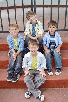 All four of our boys.