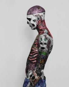 Zombie Boy (@ricothezombie) | Twitter Well, that is something!