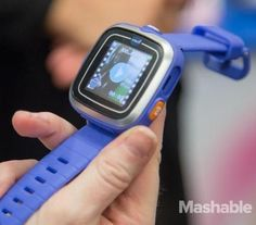 """The KidiZoom is a starter """"smartwatch"""" for kids as young as three years old."""