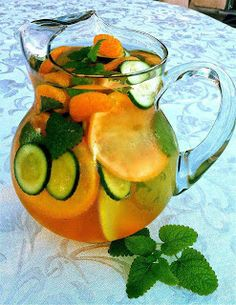 Now You Can Pin It!: Fat Flush Water
