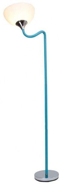Lucie Blå - 180cm Gulvlampe fra Brilliant®