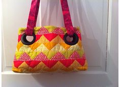 """Cute bag and other things at """"Fat Quarterly"""""""