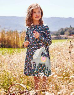 New Mini Boden Nostalgic Smocked Dress 2-12 years vintage posy pink or blue