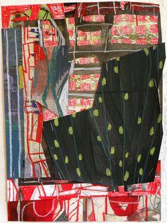 "Jay Zerbe, 2012 #11 12.25x9.25"""