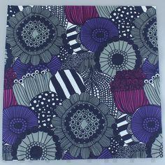 【楽天市場】マリメッコ 可愛い 4つ折りペーパーナプキン☆SIIRTOLAPUUTARHA purple☆(20枚入り):Pippy 楽天市場店