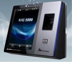 Nitgen NAC5000 Touchscreen Time attendance system