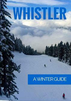 Need some winter holiday ideas? Here is a winter guide for #Whistler, Canada, one of the world top winter destinations http://www.rtwgirl.com/whistler-winter-guide | via @rtwgirl