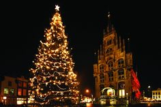 At 2,5 kilometres long the Christmas market in the historical city centre of Dordrecht is one of the largest and atmospheric Christmas markets in Holland. Description from aboutmygeneration.com. I searched for this on bing.com/images