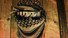 How to tie a Shemagh/Keffiyeh: 7 Methods Military/Civilian  *Revised HD ...