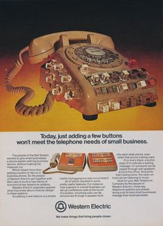 1974 Western Electric / Bell System Telephone by AdVintageCom