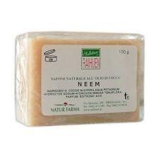 Sapone all'olio di Neem - Antibatterico - n.2 x 100g = 200g - Natur Farma