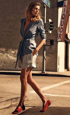 SS15 H&M fashion