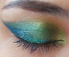 Absinthia: Green Fairy Eye Tutorial — Meet - The Makeup Box Fairy Eye Makeup, Smokey Eye Makeup, Fairy Costume Makeup, Tape Makeup, Makeup Box, Makeup Ideas, Makeup Geek, Mother Nature Costume, Dramatic Makeup