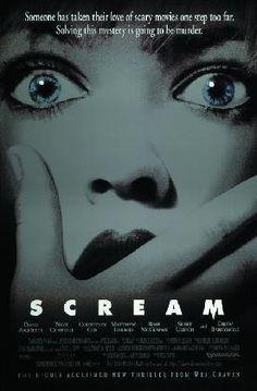 classicpostercollector.com product scream-movie-poster-24x36