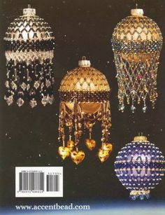 Accent On - Celestial Series CD 2 - Catherine Berthe - Picasa Web Albums Instructions to make these ornaments