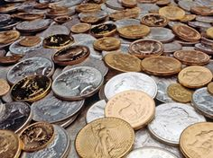 This family recently found $250,000 worth of gold and silver coins buried under their house. #MeritGold #TreasureHunters