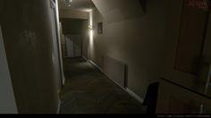 ArtStation - Allison Road in-game screenshots, chris kesler