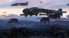 Technology-based Sci-Fi and Fantasy pictorial art Spaceship Concept, Concept Ships, Concept Art, Rpg Star Wars, Space Opera, Steampunk, Sci Fi Spaceships, Sci Fi Ships, Futuristic Art