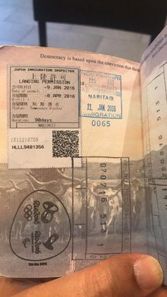 These Are The Coolest Passport Stamps In The World - The Points Guy
