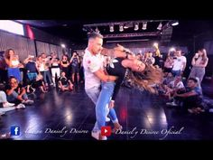 DANIEL Y DESIREE - Felices los 4 (Bachata Dj Khalid) - YouTube