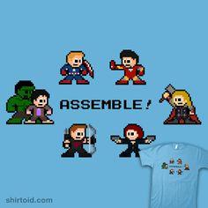 8-Bit Assemble