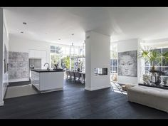 Modern Home With Beautiful Terace, Denmark 🍍 - YouTube