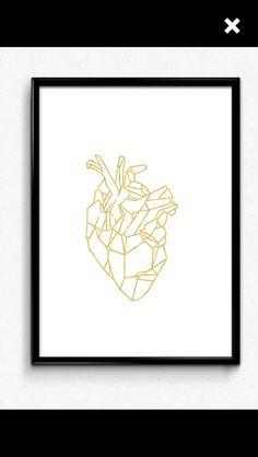 New Tattoo Geometric Design Anatomical Heart 70 Ideas Heart Anatomy Drawing, Anatomy Art, Elephant Skull, Elephant Tattoos, Geometric Heart Tattoo, Geometric Art, Tattoo Designs For Girls, Tattoo Designs Men, Old School Rose