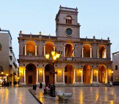 City Hall Marsala, Sicily