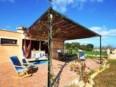 ID 1826 - Romantisches Ferienhaus für zwei Personen in der Nähe der traumhaften Sandstrände Playa de Muro. Mallorca das Urlaubsparadies....