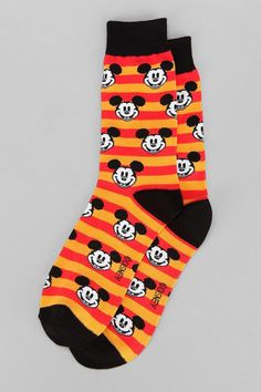 Mickey Mouse Sock #urbanoutfitters