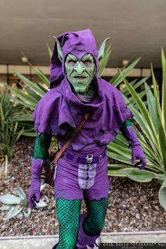 Green Goblin from Spiderman | Long Beach Comic Con 2016