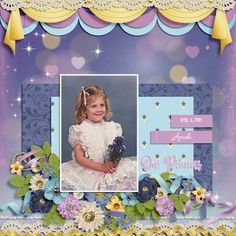 The Digichick :: Collections :: Princess for a Day (collection)