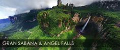 Gran Sabana and Angel Falls, Luxury Tailor-made Holidays - I have never been there, but this is one place I would love to take my wife and daughter