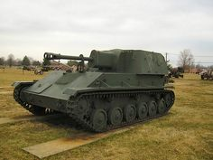 The (Samokhodnaya Ustanovka was a Soviet self-propelled gun used during and after World War II - English Union Army, Tank Destroyer, Ww2 Tanks, Ww2 Aircraft, Armored Vehicles, Soviet Union, World War Ii, Military Vehicles, Heavy Metal