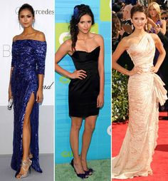 Nina Dobrev is by far my favorite tv actress! The star female lead of The Vampire Diaries never disappoints on the red carpet! As a Fashion Designer and Costume Designer, I can design for her on the tv show and on the red carpet!