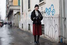 On the Street…..via Piranesi, Milan « The Sartorialist
