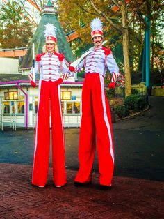 10 Reasons to Visit Holiday In The Park at Six Flags Over Georgia This Season | The Bluebird Patch