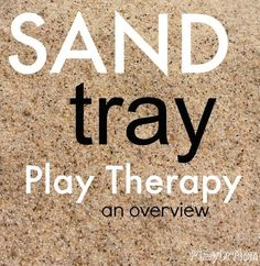Play Therapy: an overview PlayDrMom overviews the therapeutic intervention of sandtray play therapy.PlayDrMom overviews the therapeutic intervention of sandtray play therapy. Play Therapy Activities, Counseling Activities, Play Therapy Rooms, Therapy Games, Elementary Counseling, Group Counseling, Art Activities, Elementary Schools, Psicologia