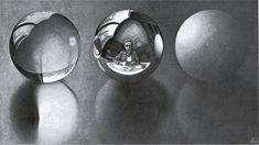 mc escher reflection - Google Search