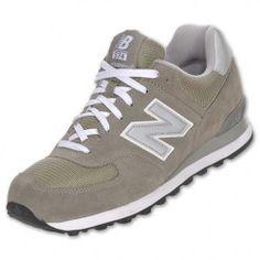 3a9a201aba615 Zapatillas New Balance 574 para Hombre del Ante de Gris Espa a Baratas  Outlet New Balance